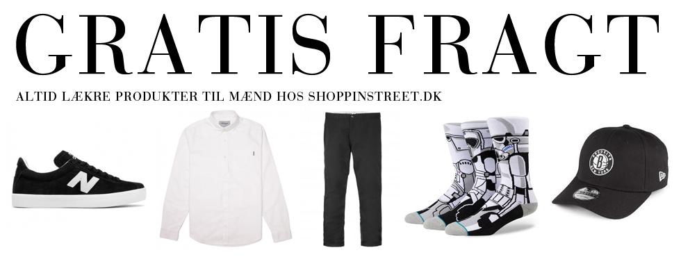 Herre modetøj tilbud- ShoppinStreet.dk - Nørrebro shopping